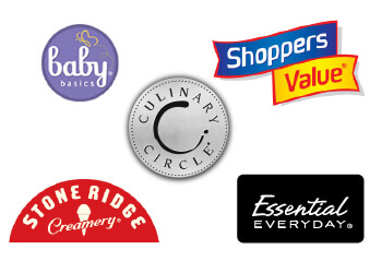 Private Brands Logos